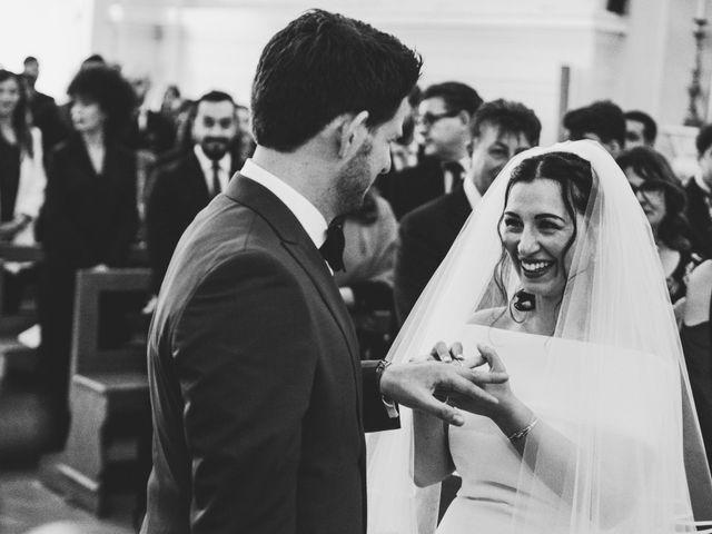 Il matrimonio di Eugenio e Antonia a Sorrento, Napoli 57