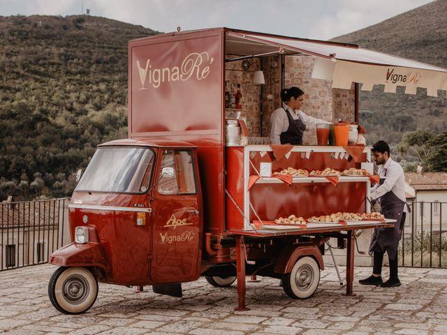 Il matrimonio di Eugenio e Antonia a Sorrento, Napoli 58