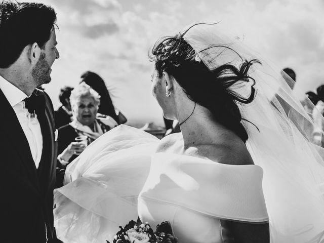 Il matrimonio di Eugenio e Antonia a Sorrento, Napoli 67