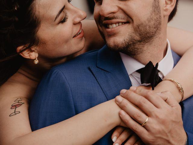 Il matrimonio di Eugenio e Antonia a Sorrento, Napoli 80