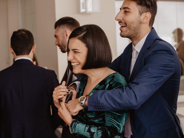 Il matrimonio di Eugenio e Antonia a Sorrento, Napoli 86