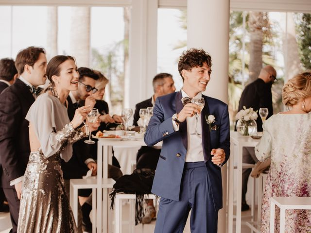 Il matrimonio di Eugenio e Antonia a Sorrento, Napoli 87