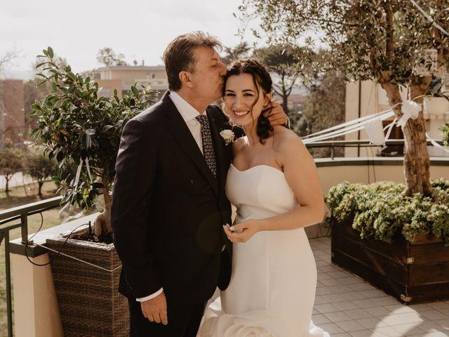 Il matrimonio di Eugenio e Antonia a Sorrento, Napoli 107