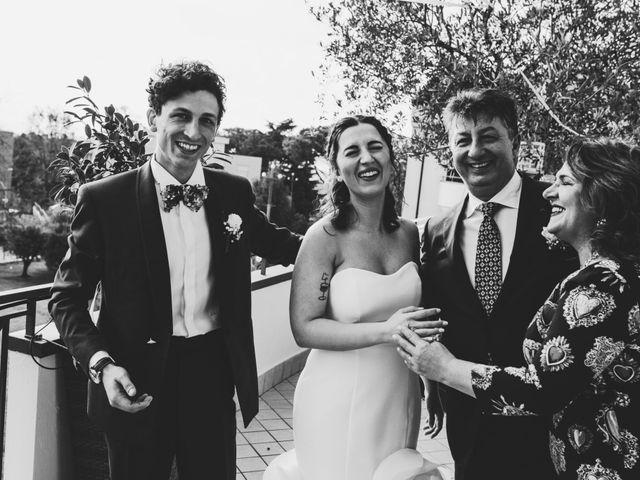 Il matrimonio di Eugenio e Antonia a Sorrento, Napoli 111