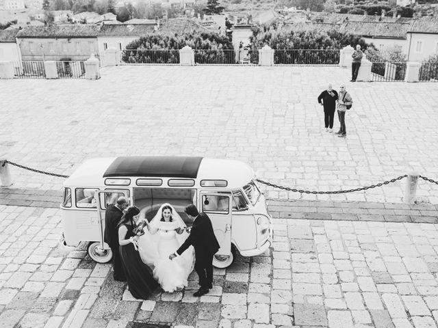 Il matrimonio di Eugenio e Antonia a Sorrento, Napoli 114