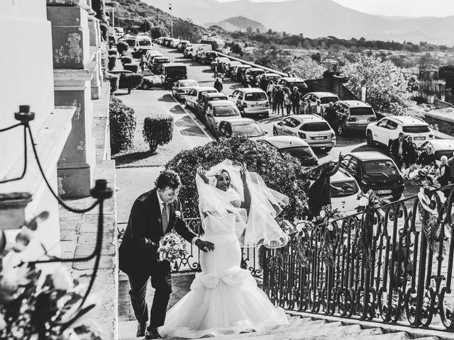 Il matrimonio di Eugenio e Antonia a Sorrento, Napoli 117