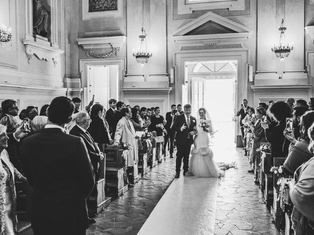 Il matrimonio di Eugenio e Antonia a Sorrento, Napoli 119