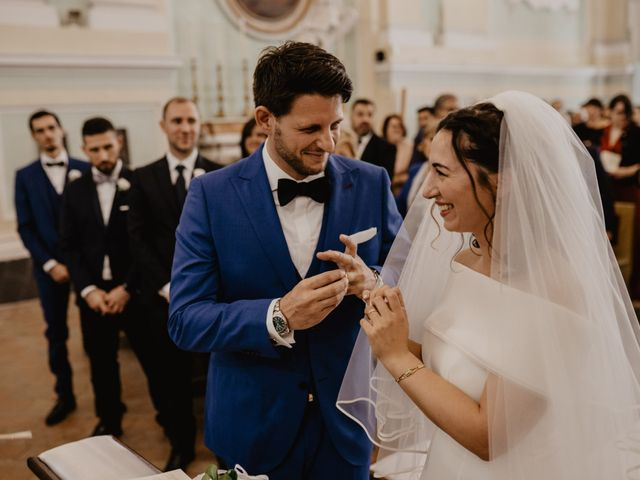 Il matrimonio di Eugenio e Antonia a Sorrento, Napoli 120