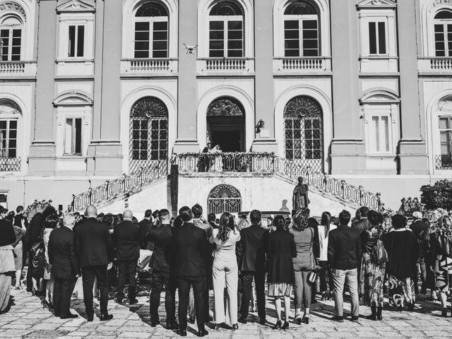 Il matrimonio di Eugenio e Antonia a Sorrento, Napoli 123