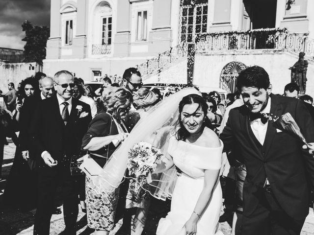 Il matrimonio di Eugenio e Antonia a Sorrento, Napoli 124