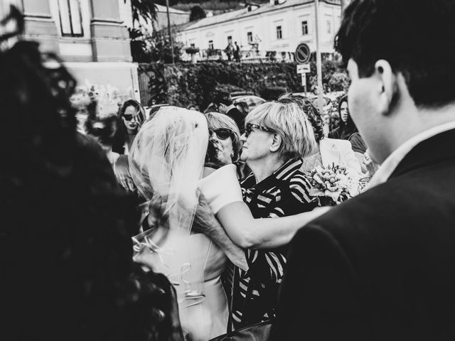 Il matrimonio di Eugenio e Antonia a Sorrento, Napoli 126