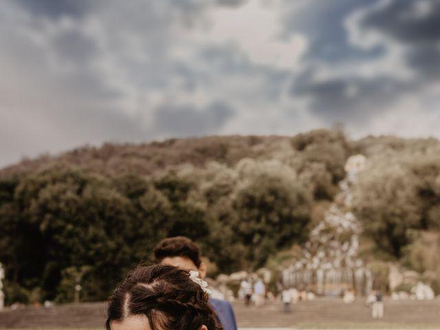 Il matrimonio di Eugenio e Antonia a Sorrento, Napoli 129