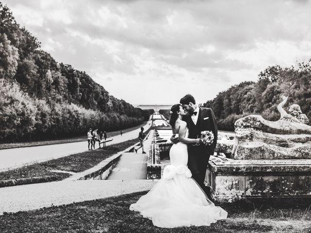 Il matrimonio di Eugenio e Antonia a Sorrento, Napoli 130