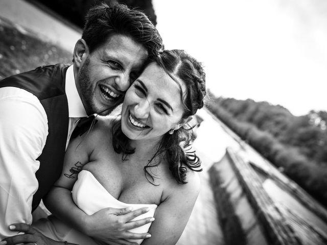 Il matrimonio di Eugenio e Antonia a Sorrento, Napoli 134