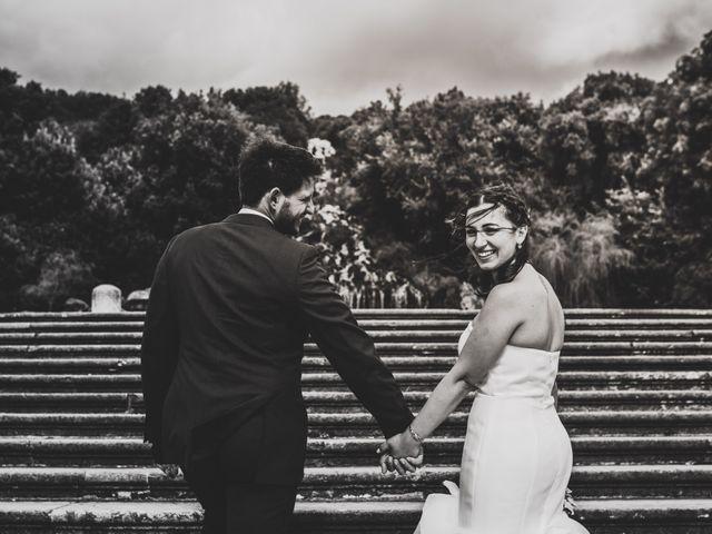 Il matrimonio di Eugenio e Antonia a Sorrento, Napoli 138