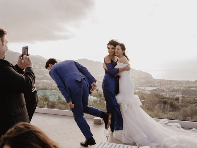 Il matrimonio di Eugenio e Antonia a Sorrento, Napoli 148