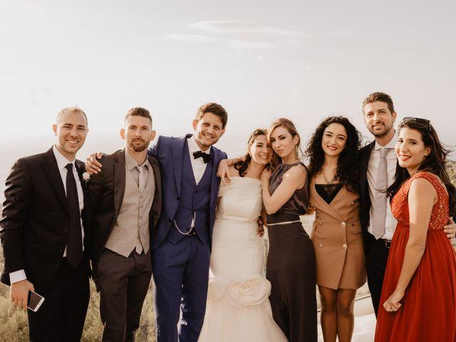 Il matrimonio di Eugenio e Antonia a Sorrento, Napoli 156