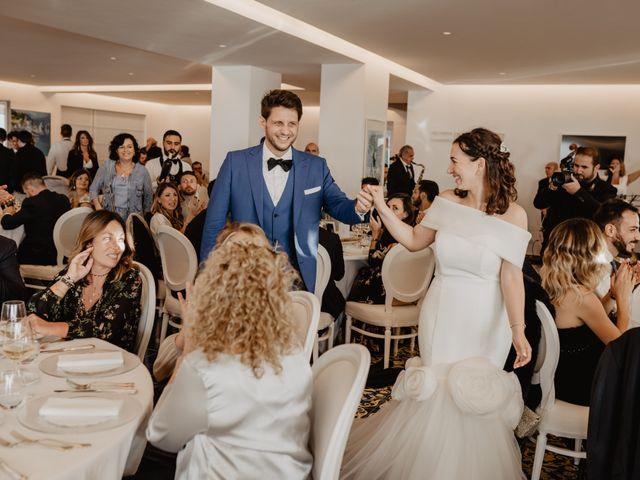 Il matrimonio di Eugenio e Antonia a Sorrento, Napoli 163