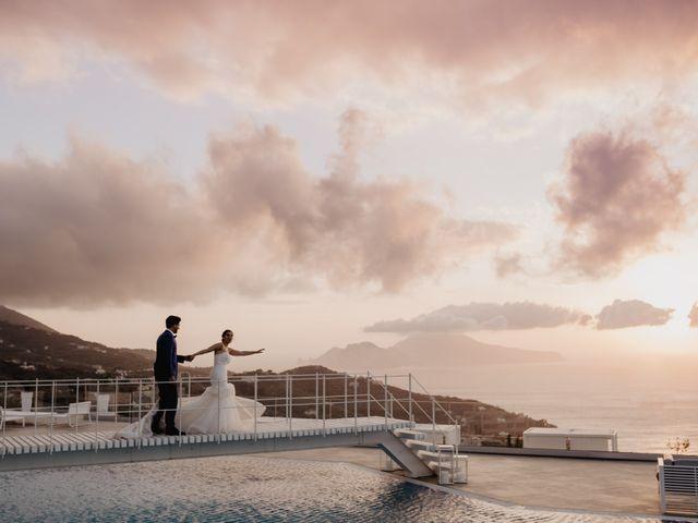 Il matrimonio di Eugenio e Antonia a Sorrento, Napoli 171