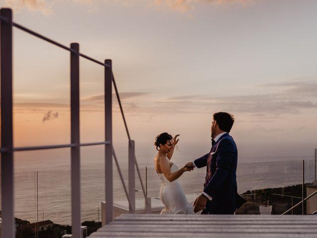Il matrimonio di Eugenio e Antonia a Sorrento, Napoli 173
