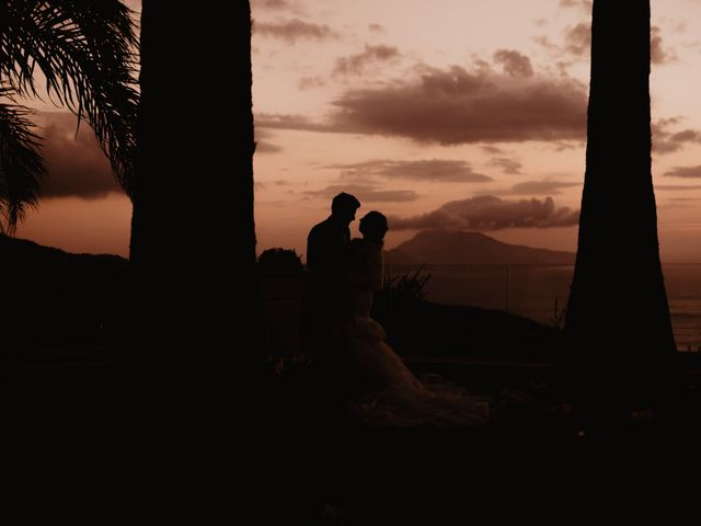 Il matrimonio di Eugenio e Antonia a Sorrento, Napoli 178