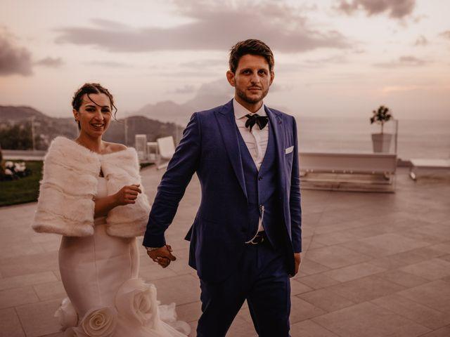 Il matrimonio di Eugenio e Antonia a Sorrento, Napoli 180