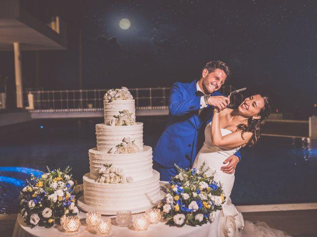 Il matrimonio di Eugenio e Antonia a Sorrento, Napoli 195