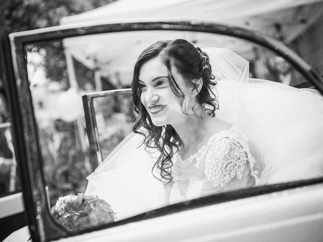 Il matrimonio di Luca e Valentina a Tolentino, Macerata 7