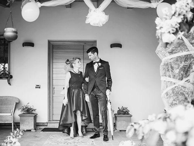 Il matrimonio di Luca e Valentina a Tolentino, Macerata 12