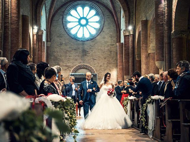 Il matrimonio di Luca e Valentina a Tolentino, Macerata 14