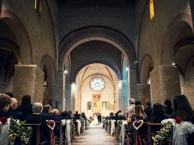 Il matrimonio di Luca e Valentina a Tolentino, Macerata 15