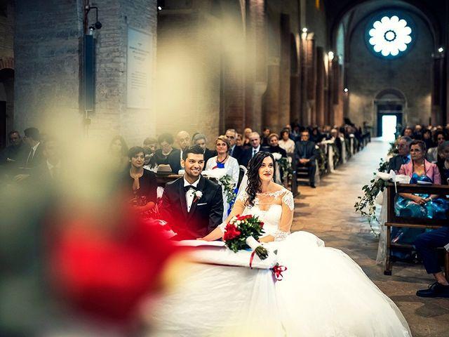Il matrimonio di Luca e Valentina a Tolentino, Macerata 16