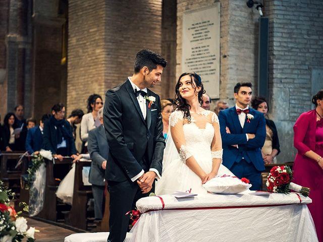 Il matrimonio di Luca e Valentina a Tolentino, Macerata 18