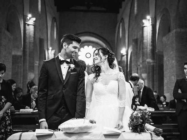 Il matrimonio di Luca e Valentina a Tolentino, Macerata 21