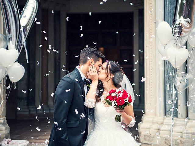 Il matrimonio di Luca e Valentina a Tolentino, Macerata 24