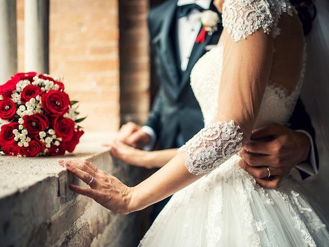 Il matrimonio di Luca e Valentina a Tolentino, Macerata 26