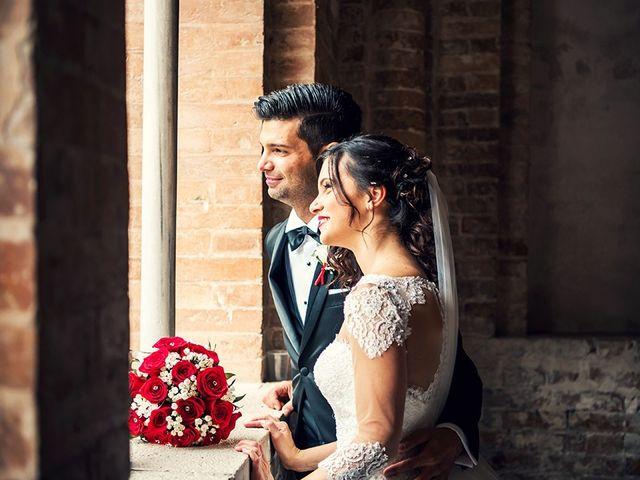 Il matrimonio di Luca e Valentina a Tolentino, Macerata 27
