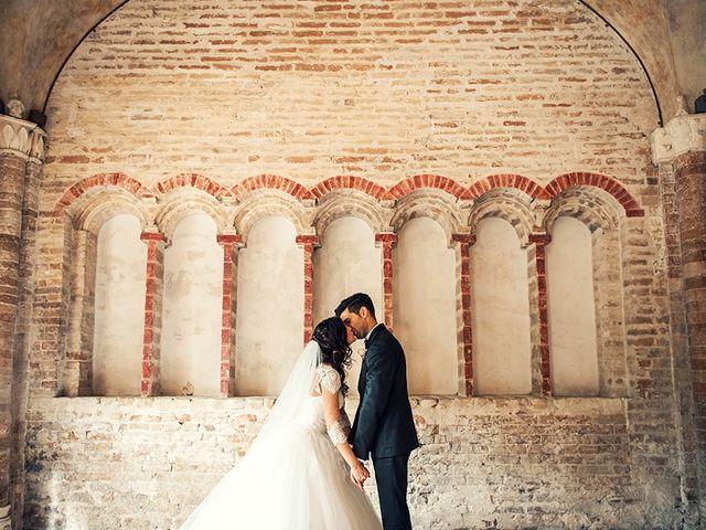 Il matrimonio di Luca e Valentina a Tolentino, Macerata 1
