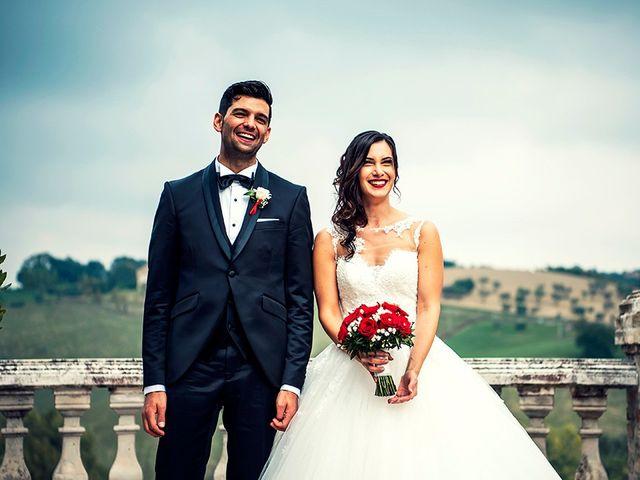 Il matrimonio di Luca e Valentina a Tolentino, Macerata 32