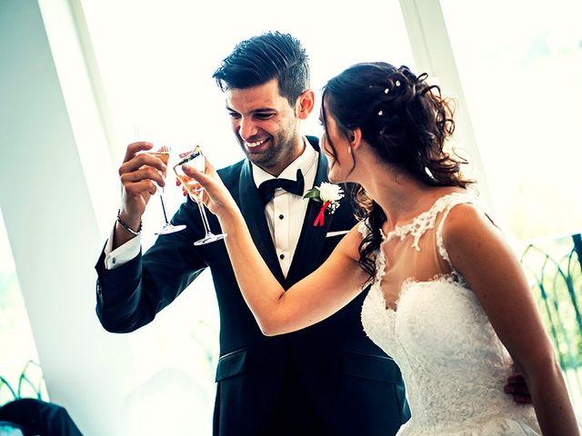 Il matrimonio di Luca e Valentina a Tolentino, Macerata 33