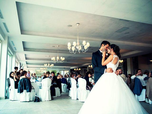 Il matrimonio di Luca e Valentina a Tolentino, Macerata 37