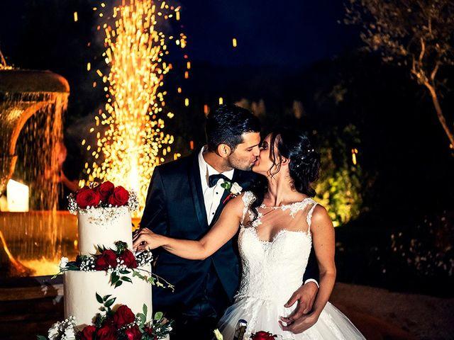 Il matrimonio di Luca e Valentina a Tolentino, Macerata 41