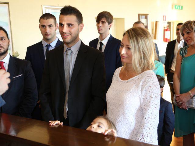 Il matrimonio di Giuseppe e Chiara a San Gregorio di Catania, Catania 14