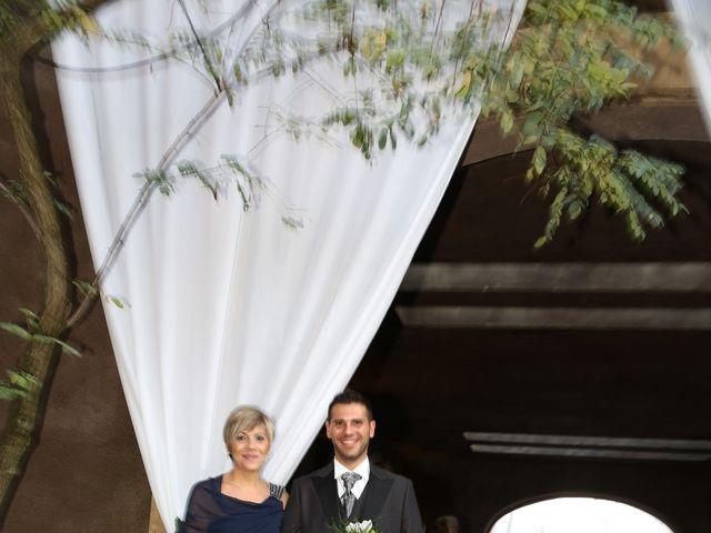 Il matrimonio di Giuseppe e Chiara a San Gregorio di Catania, Catania 22