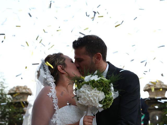 Il matrimonio di Giuseppe e Chiara a San Gregorio di Catania, Catania 24