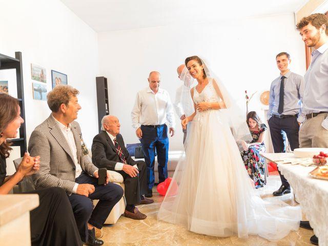 Il matrimonio di Mattia e Elisa a Ferrara, Ferrara 11