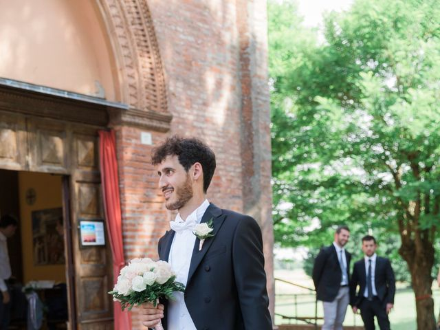 Il matrimonio di Mattia e Elisa a Ferrara, Ferrara 15