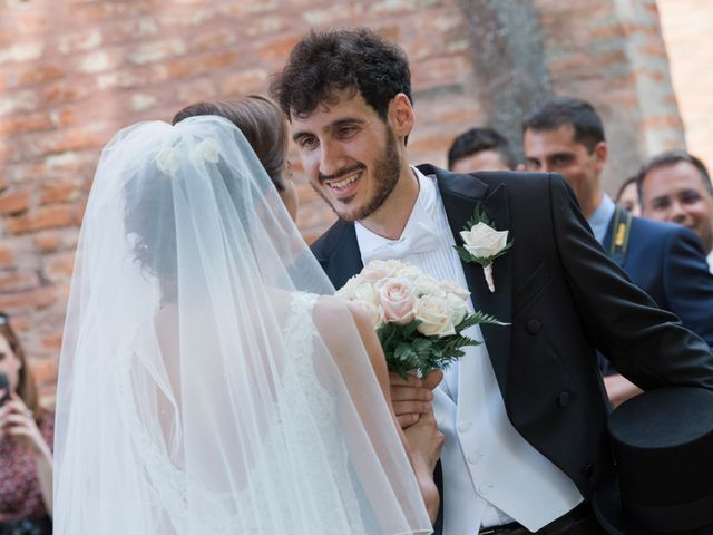 Il matrimonio di Mattia e Elisa a Ferrara, Ferrara 19