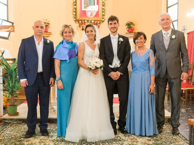 Il matrimonio di Mattia e Elisa a Ferrara, Ferrara 23
