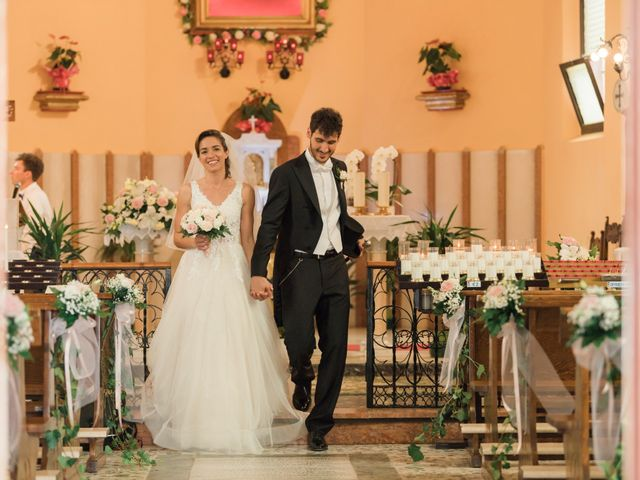 Il matrimonio di Mattia e Elisa a Ferrara, Ferrara 24